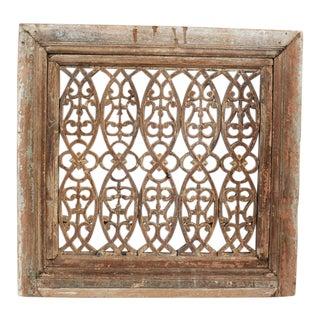 Antique Architectural Panel For Sale