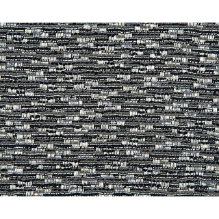 Hinson for the House of Scalamandre Rocket Fabric in Black For Sale