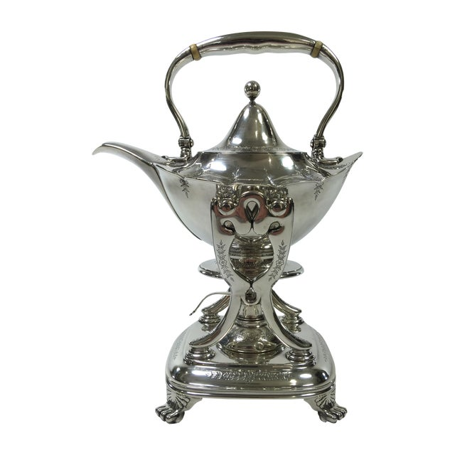 Tiffany & Co. Antique Sterling Silver Tea Pot - Image 1 of 11
