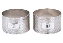 Image of Traditional Napkin Rings