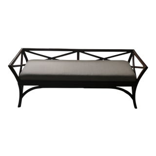 Modern David Francis Charlotte Bench For Sale