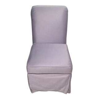 Lavender Storage Chair For Sale