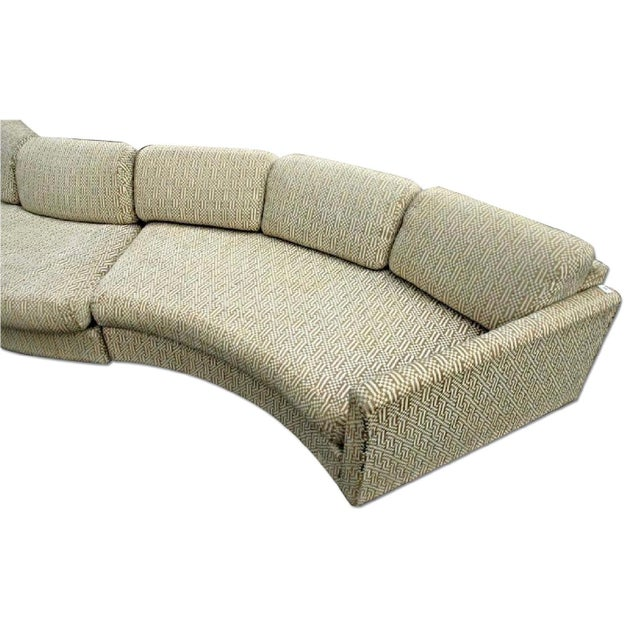 Milo Baughman Craft Associates Sectional Sofa - Image 8 of 10