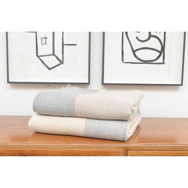 Abbatte - Goose Eye Weave Blankets For Sale In Phoenix - Image 6 of 6