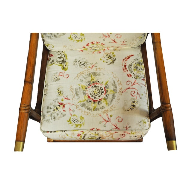 Ficks Reed Style Lounge Chair - Image 5 of 5