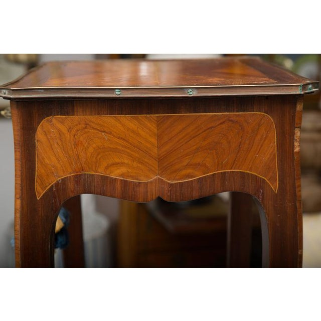 19th Century Louis XV Style Side Table For Sale In West Palm - Image 6 of 8
