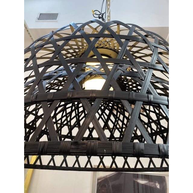 Boho Chic Moooi Emperor Suspension Lamp For Sale - Image 3 of 8