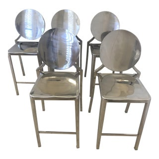 Replica of the Kong Chairs by Philippe Starck - Set of 5