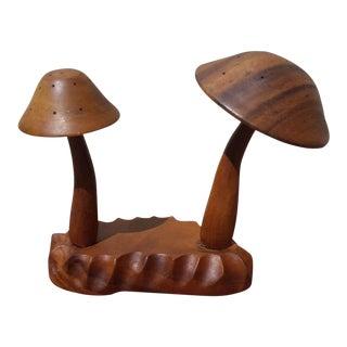 Mid-Century Modern Mushroom Sculpture For Sale