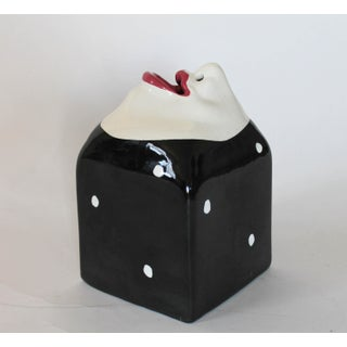 Whimsical Ceramic Tissue Box Cover Preview