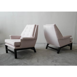 Large Pair of Mid Century Modern Lounge Chairs Preview