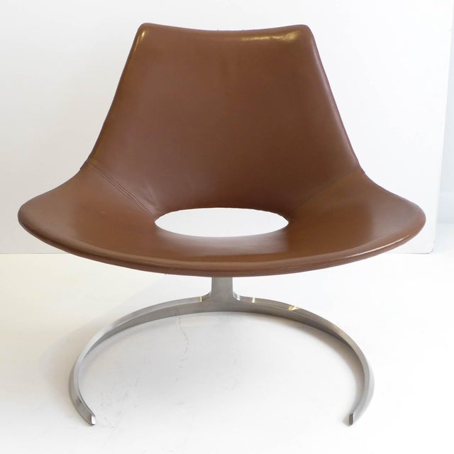 Scimitar Chair by Fabricius and Kastholm - Image 2 of 11