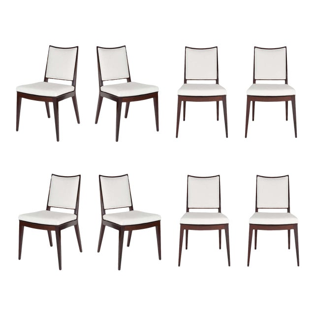 Pleasing Set Of 8 Frame Back Dining Chairs Andrewgaddart Wooden Chair Designs For Living Room Andrewgaddartcom
