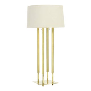 Stiffel Brass Table Lamp For Sale