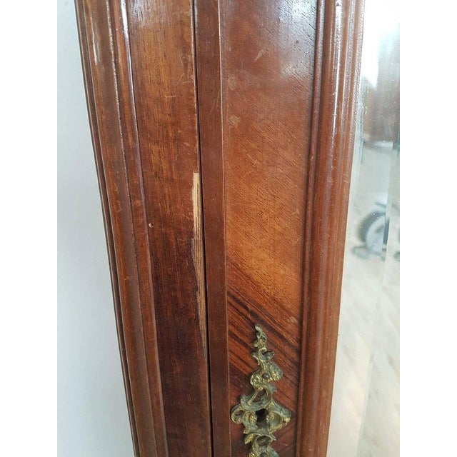 Wood 19th Century Italian Louis XV Rococò Style Wood Carved Bedroom Set For Sale - Image 7 of 13