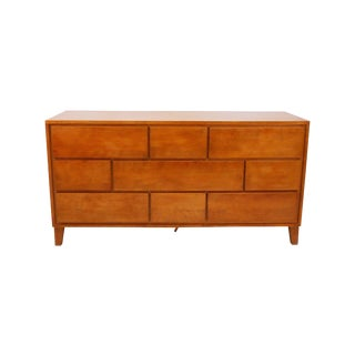 Conant Ball for Russel Wright 9 Drawer Dresser