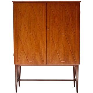 1950s Danish Cabinet For Sale