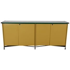 Image of Yellow Credenzas and Sideboards