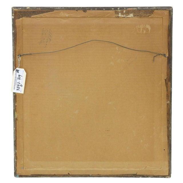 "1930s Original Carlos Orozco Romero ""Two Figures Dancing"" Aquatint Framed For Sale - Image 5 of 7"