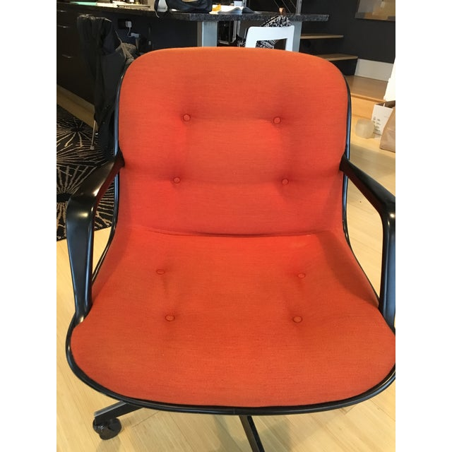 """Steelcase Rolling """"Pollack"""" Swivel Office Chairs - Image 8 of 11"""