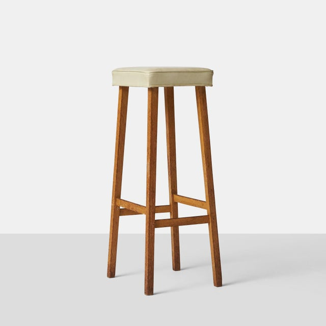 Hollywood Regency billy haines bar stools - set of 4 For Sale - Image 3 of 7