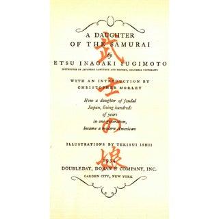 """1934 """"A Daughter of the Samurai"""" Collectible Book Preview"""