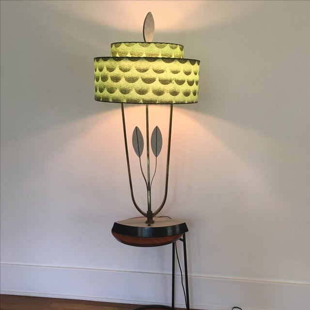 Mid-Century Table Lamp - Image 2 of 9