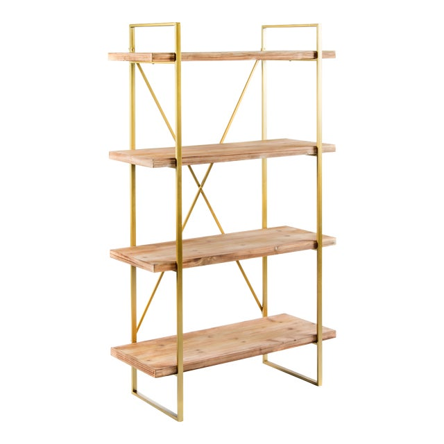 Emma Shelving Unit Etagere For Sale - Image 4 of 4
