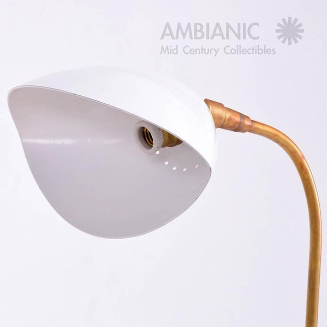 2000s Italian Desk Table Counterbalance Lamp For Sale - Image 5 of 11