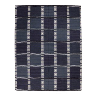 Contemporary Swedish Marta Design Rug - 9′3″ × 12′