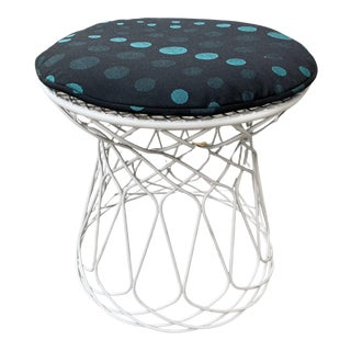 Emu Re-Trouvé Pouf / Low Stool by Coalesse For Sale