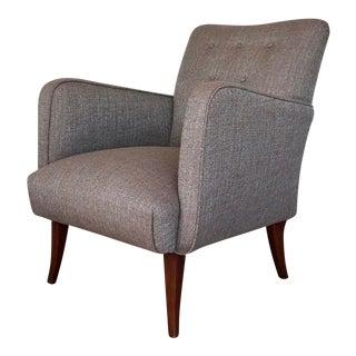 1930's Vintage Art Deco Club Chair For Sale