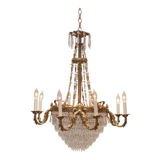 Antique Belle Epoque Chandelier For Sale