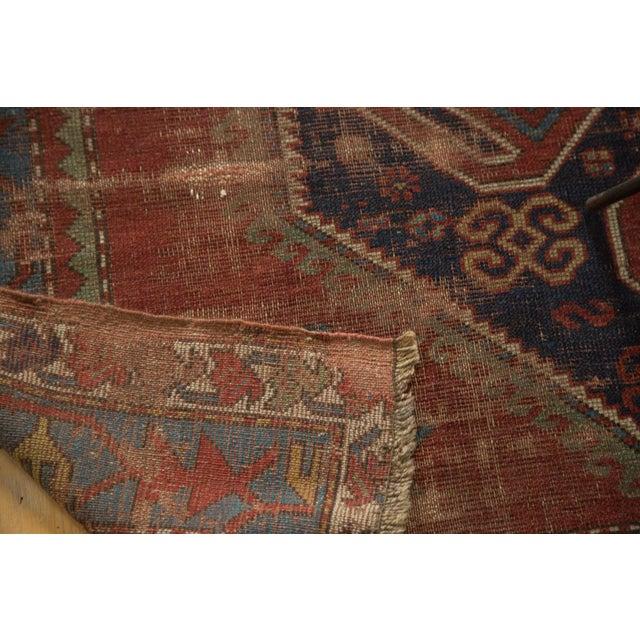 "Vintage Caucasian Carpet - 5'8"" X 7'6"" - Image 3 of 9"