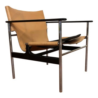 Original Charles Pollock for Knoll 657 Chair For Sale