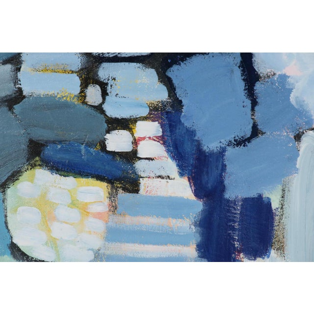 Original Acrylic Abstract Painting by Lee Hafer For Sale In Wichita - Image 6 of 9