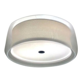 Marset Mercer Blown Glass Flush Mount For Sale