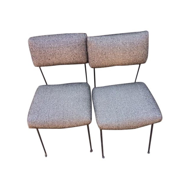 Dorothy Schindele Chairs - Pair - Image 1 of 5