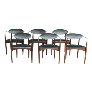 Dan Johnson Viscount Chairs For Sale