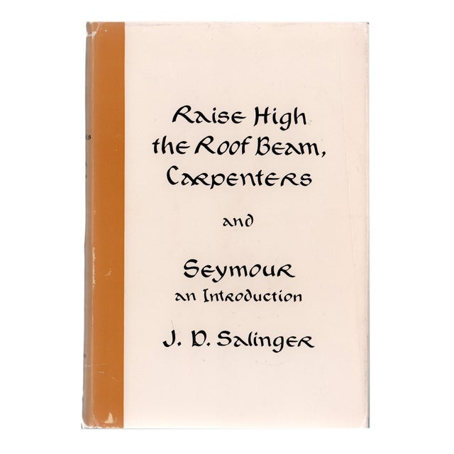 """1959 """"Raise High the Roof Beam, Carpenters, and Seymour"""" Collectible Book For Sale In Atlanta - Image 6 of 6"""