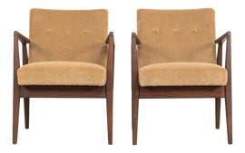 Image of Camel Side Chairs