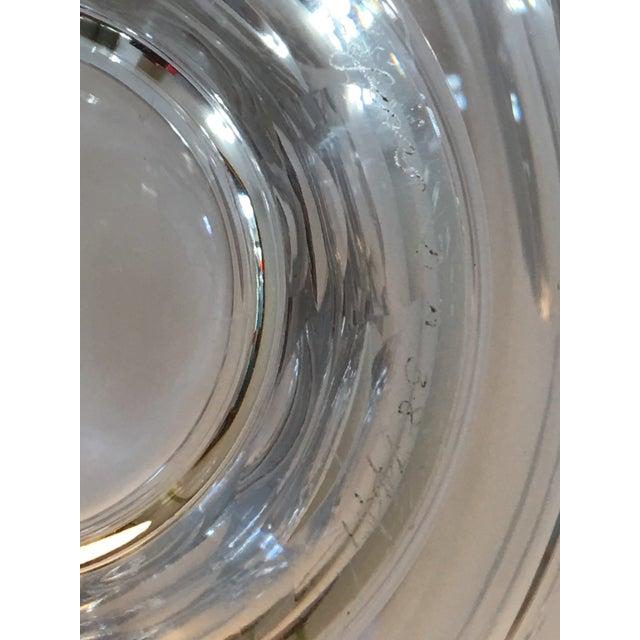 Transparent Mona Morales Schildt for Orrefors Vase For Sale - Image 8 of 11