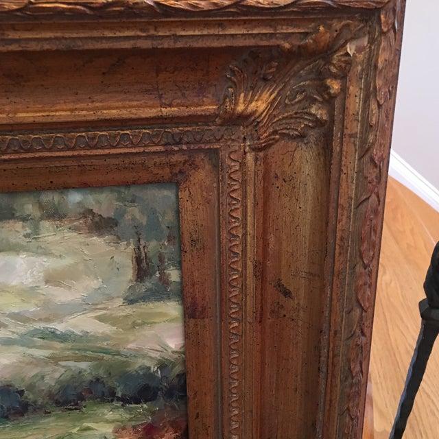 "Mayflower ""Vineyards"" Oil Painting - Image 3 of 4"