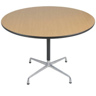 1970s Charles & Ray Eames for Herman Miller Aluminum Group Dining Table For Sale