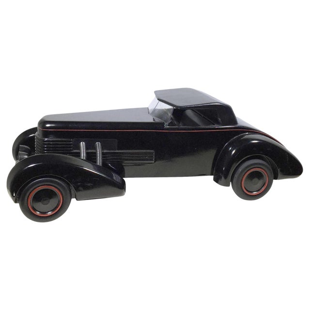 Cord 1930 Limited Edition Wood Model Car For Sale