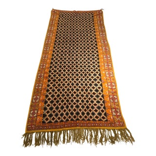 Brown Multi Moroccan Rug