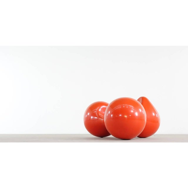 Vintage 1971 Eero Aarnio Tomato Chair - Image 2 of 8