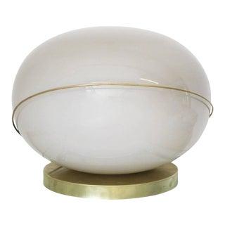 Mid 20th Century Murano Globe Floor Lamps For Sale