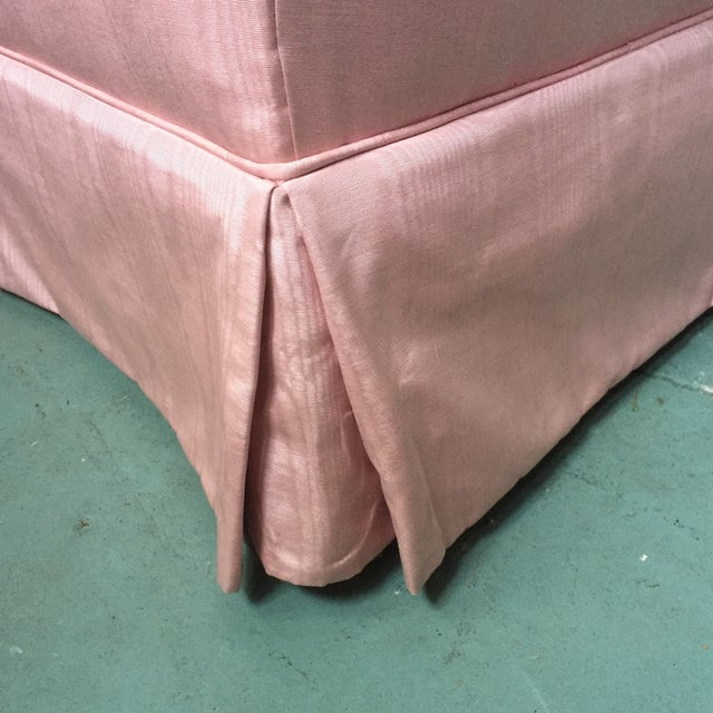 Vintage Pink Chaise Lounge - Image 11 of 11