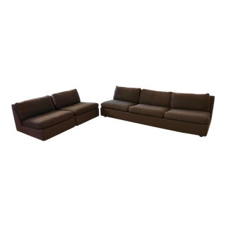 1970s Metropolitan Furniture Sectional For Sale